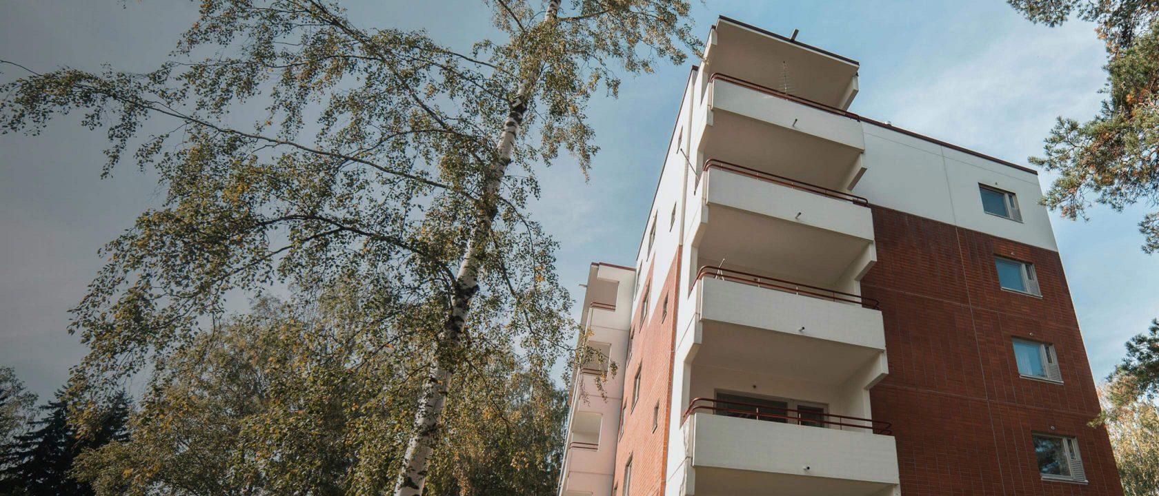Paikallinen ja varma tekijä - Talo- ja kiinteistöyhtiöt